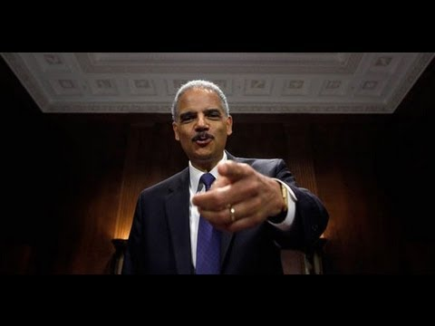 "Notorious ""Fast And Furious"" Attorney General Eric Holder Resigns"