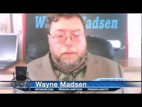 Former U.S. Naval Officer And NSA Employee Wayne Madsen...