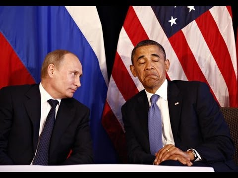 VIDEO: NUCLEAR PUTIN SAYS DON'T MESS WITH RUSSIA...