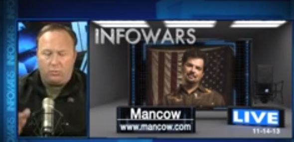 Breaking Mancow Reveals Obama's Shocking Secret Past