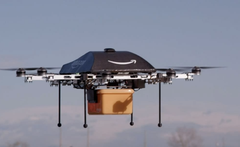 Amazon Drones Will Crash Into People, Warns Expert