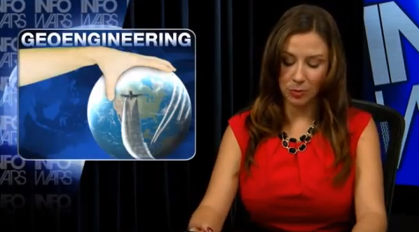 Latest Climate Report Admits Chemtrails Exist