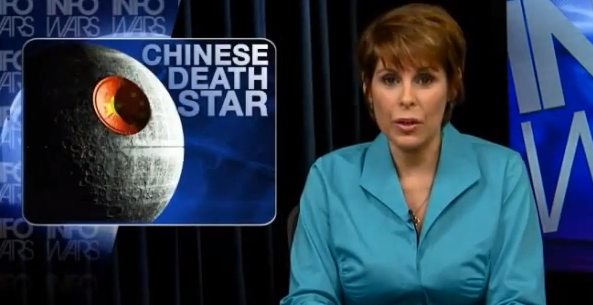 Chinese Want to Build Real Death Star