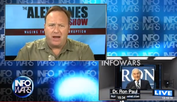 Alex Jones is joined by former US Congressman Dr....