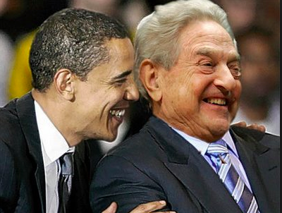 Globalist Manipulator George Soros, the guy who said...
