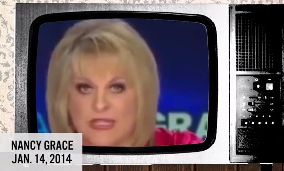 Nancy Grace: 'Marijuana Users Stab, Strangle and Kill Whole Families'