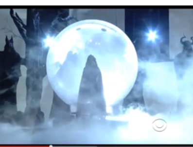 "Katy Perry Performs ""Satanic Ritual"" at the Grammys"