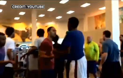 Big Gym Fight Has Police Hoping LA Fitness Beefs Up...