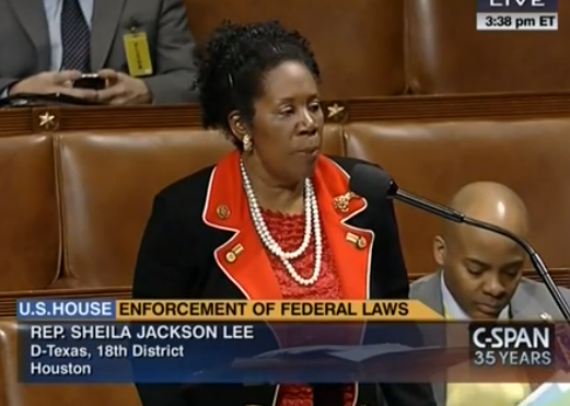 Offbeat News: Clueless Dem. Sheila Jackson Lee Thinks the Constitution is 400 Years Old