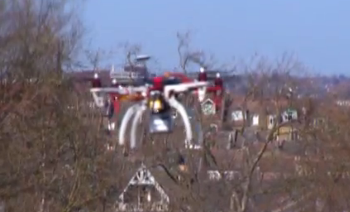 THE NEXT THREAT TO YOUR PRIVACY COULD BE THE DRONE HOVERING OVER HEAD