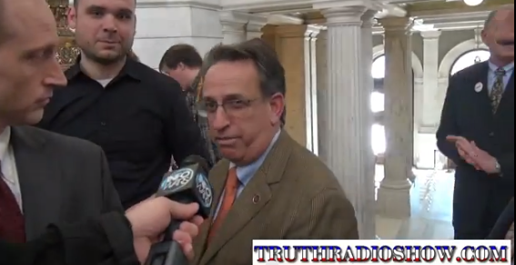 "Anti-Freedom Gun Grabber Democrat Rep. Josh Miller Tells Concerned Citizen To ""Go F**k Yourself"""