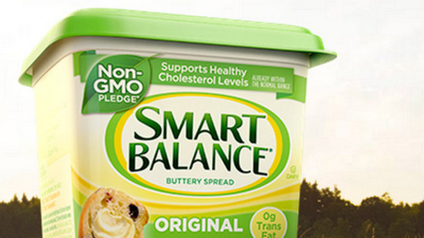 SMART BALANCE SAYS NO MORE GMO INGREDIENTS IN BUTTER...