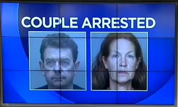 Police Capture Millionaire Couple Living Off Welfare, Medicaid