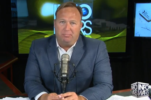 DHS Taking A Closer at Alex Jones