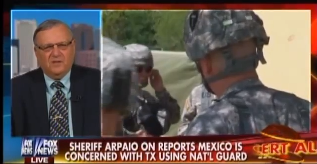 Sheriff Joe Arpaio: There's Something Fishy...