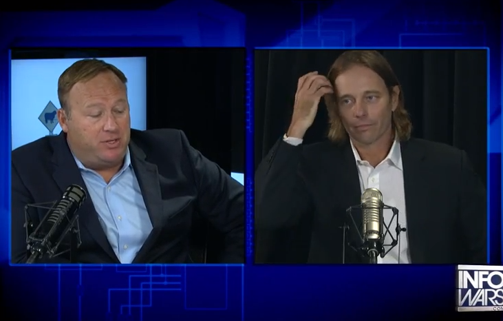 Alex Jones and Dr. Edward Group take calls and discuss...