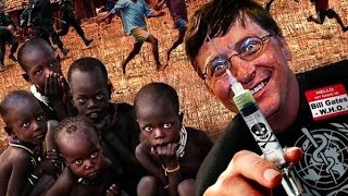 Globalist Eugenics Nut Bill Gates And His Family Doing What They Can To Destroy Populations?