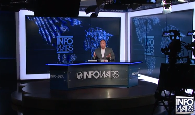 Special Report: Alex Jones reveals the US military...