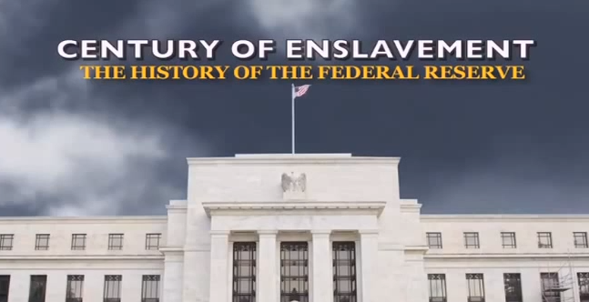 9/11, THE FED, & THE UNITED STATE OF ENSLAVEMENT...