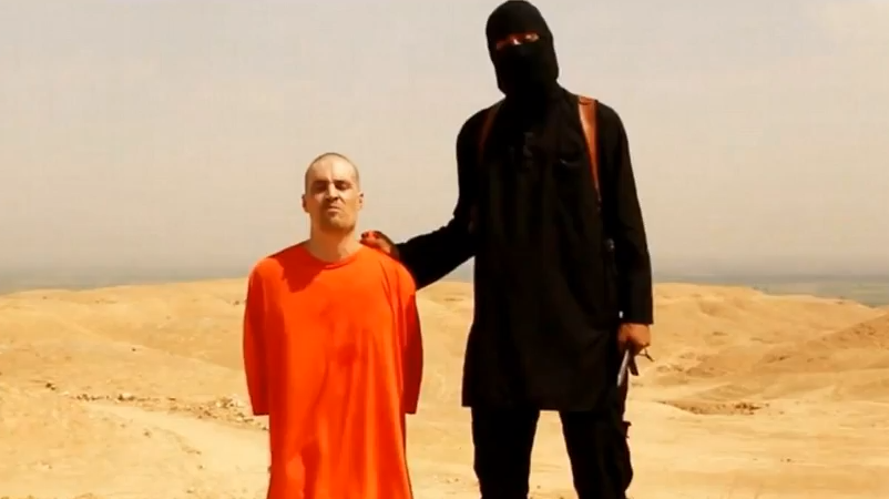 Watching The Alleged James Foley Beheading Video Could...