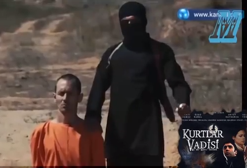Evidence: Turkish TV Staged Beheadings