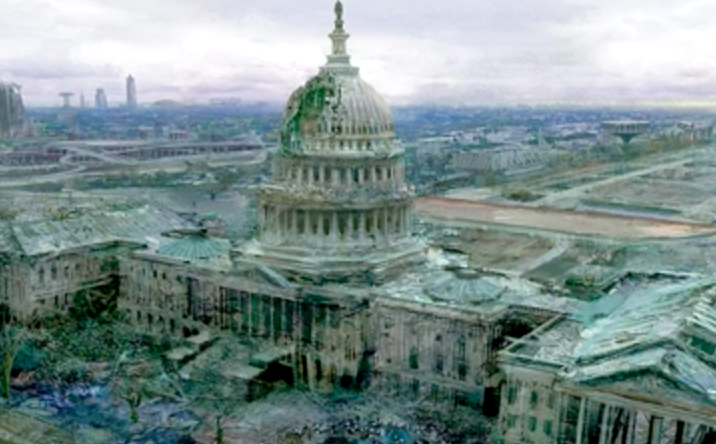 End Times? Scary Government Website Predicts Total Collapse of America by 2025