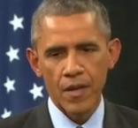 OBAMA CAN'T GET HECKLER TO SHUT UP ABOUT AMNESTY...