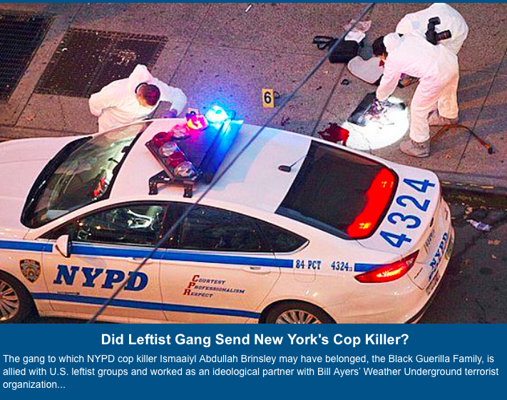 INSIDE NEW YORK COP-KILLING GANG By AARON KLEIN ...
