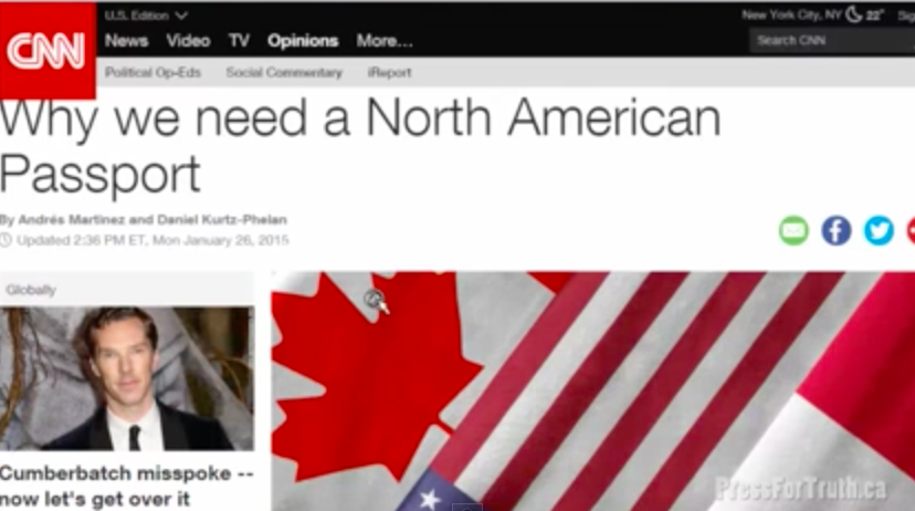 Globalist Run Propaganda Machine CNN Calls For A North...