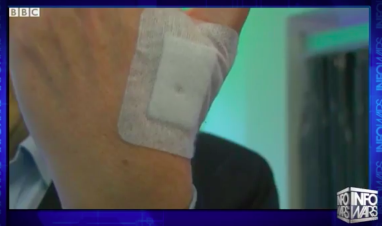 Will You Get Chipped? Company Makes Mark Of The Beast...