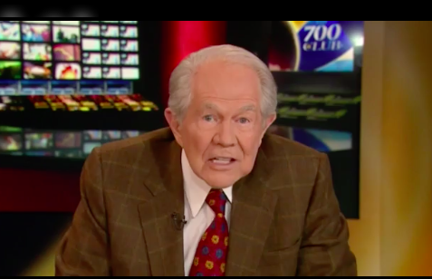 Pat Robertson On Netanyahu: 'Touch Not My Anointed...