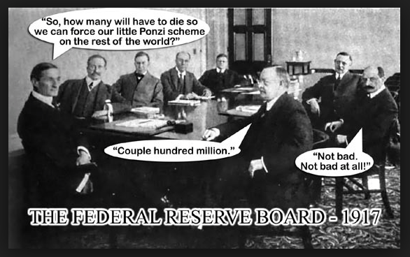 The Federal Reserve seeks police powers for its agents...
