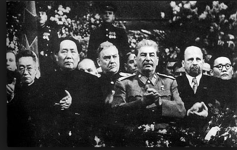 Stalin, Bolshevik Jews And Mao The Biggest Mass Murderers In History