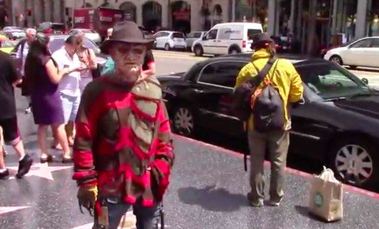 The Lost Souls of Hollywood Blvd. They don't...