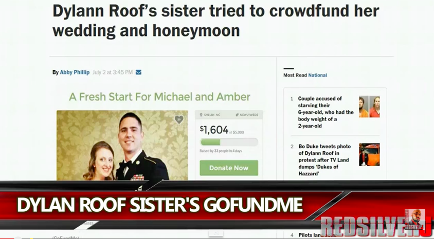 Did Dylann Roof's Sister Amber Really Try to...