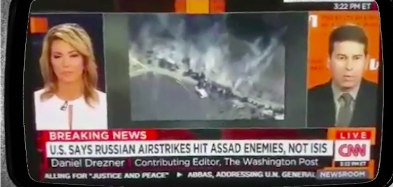 CNN Just Admitted That The U.S. Is Working With ISIS...