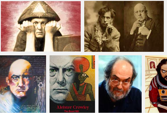 SECRET MESSAGES - DAVID BOWIE - STANLEY KUBRICK - ALEISTER CROWLEY - SIRIUS BLACKSTAR