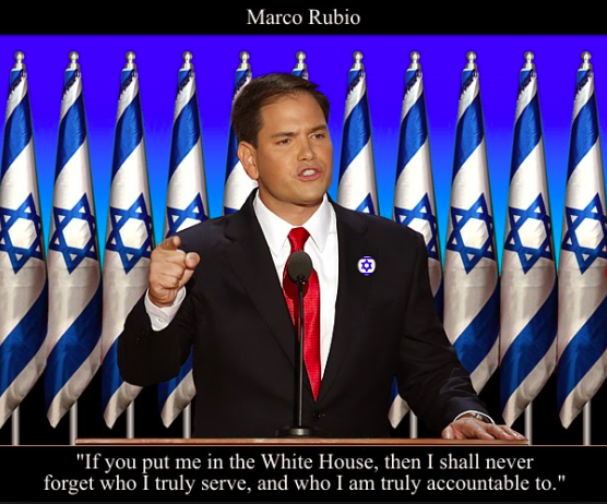 Rubio's Skeletons Are Coming Out Of The Closet
