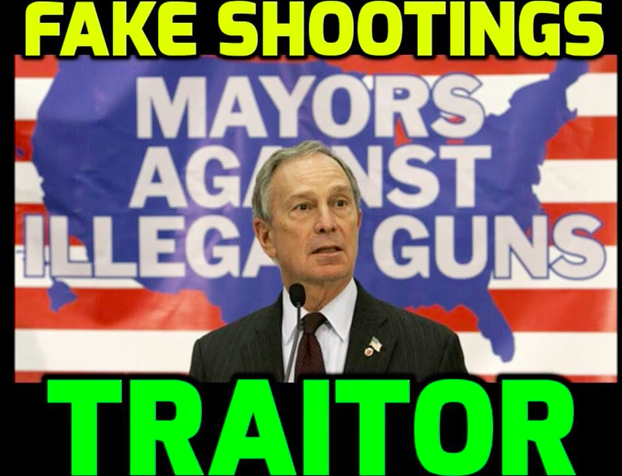 Bloomberg Felons Push Fake Shootings