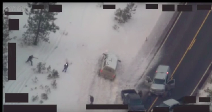 Breaking: Lavoy Finicum Tased By OSP Implicates Murder By The Feds