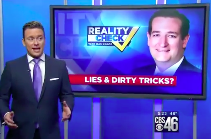 Reality Check: Did Ted Cruz Use Dirty Tricks To 'Steal' Iowa Win?