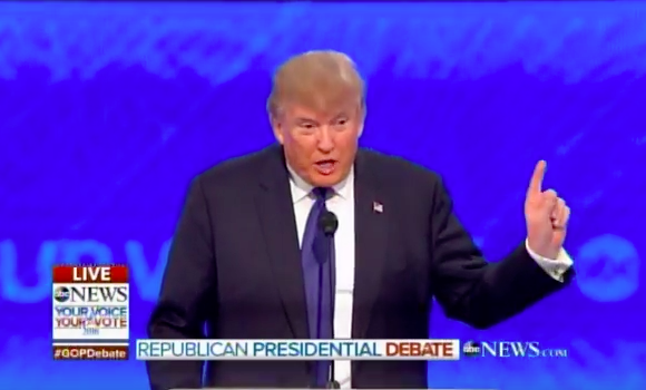 Trump Ended Debate By Sucking Wind Out Of Ted Cruz's Campaign