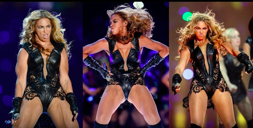 Beyonce's Satanic Me, Myself & I Self Loving Super Bowl Performance?