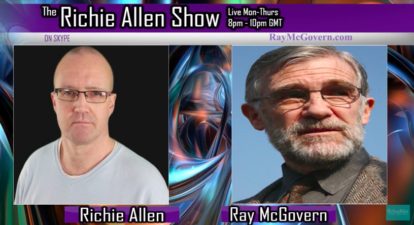 CIA Legend Ray McGovern On The Reasons Behind The US/Eu Propaganda War On Russia
