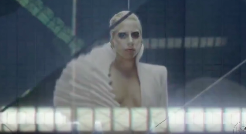 "Lady Gaga played ""Lucifer"" at Grammys 2016?"