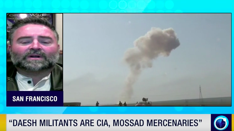 """Daesh militants are CIA, Mossad mercenaries"""
