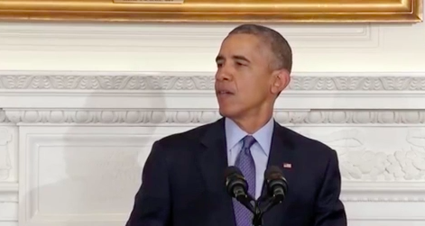 Once Again An Epic Fail By Obama, Cracks Tasteless Scalia Death Joke