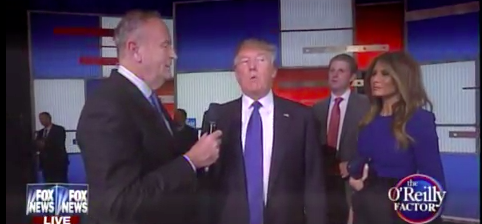 Donald Trump Exposes Zionist Controlled Fox News' Bill O'Reilly On Live TV