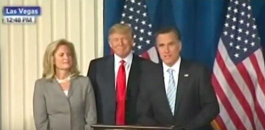 Epic Fail: Mitt Romney Forgot That He Passionately Endorsed Donald Trump In The Past