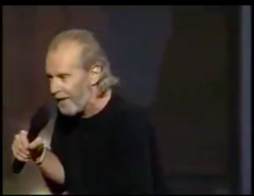 George Carlin: How language is used to mask truth and Israeli terrorism